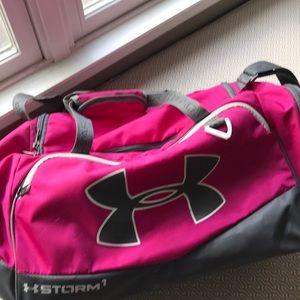 Under Armor Storm1 duffel bag